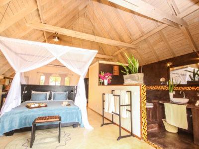 Zanzibar accommodatie - Jambiani Villa - 3 kamer appartement