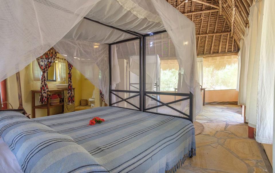 Nic's Tented Lodge Mkoma Bay