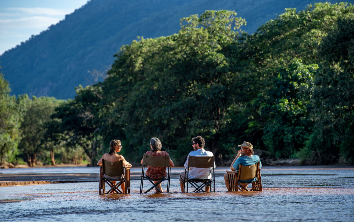 The footsteps of Jane Goodall